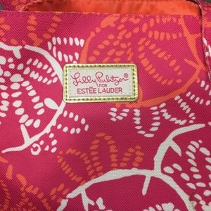 Lilly Pulitzer Bags - Lilly Pulitzer for Estee Lauder Tote in Pink